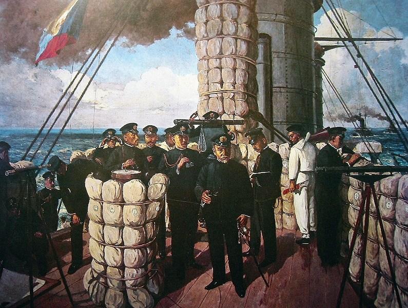 第13話 「日本海海戦」