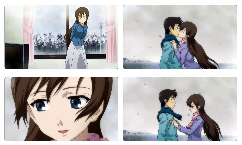 【true tears】湯浅 比呂美 10年目の冬が来る 56日目 ->画像>32枚
